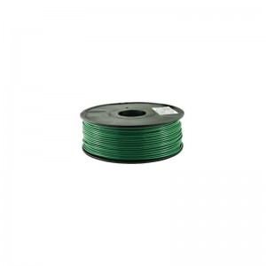Filaments ABS Imp 3D 1.75mm ABS : Green Bobine 1kg