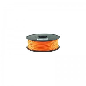 Filaments ABS Imp 3D 1.75mm ABS : Orange Bobine 1kg