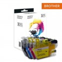 Switch Brother LC3219 Pack 4 Couleurs