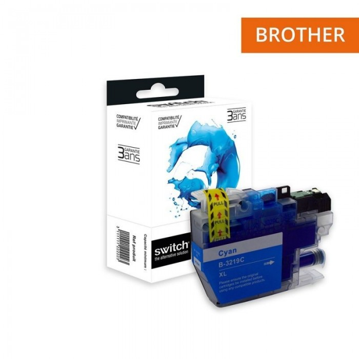 Switch Brother LC3219 Cyan