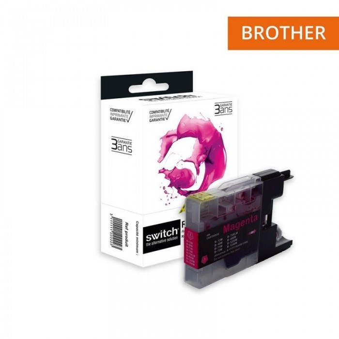 Switch Brother LC1220 LC1240 LC1280 Magenta