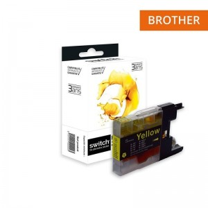 Switch Brother LC1220 LC1240 LC1280 Jaune