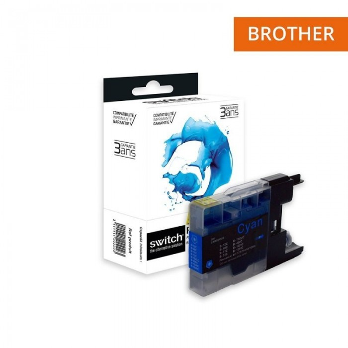 Switch Brother LC1220 LC1240 LC1280 Cyan