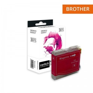 Switch Brother LC985 Magenta
