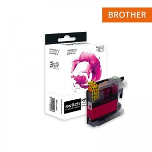 Switch Brother LC225 Magenta