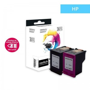 switch-h304xlb-cl-pack-x-2-ink-level-equivalent-a-hp-n9k08ae-n9k07ae-noir-tricolor